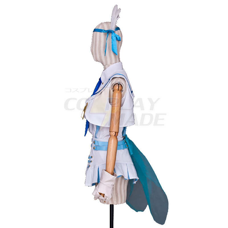 Anime Love Live! Ayase Eli Cosplay Halloween Costume New Zealand