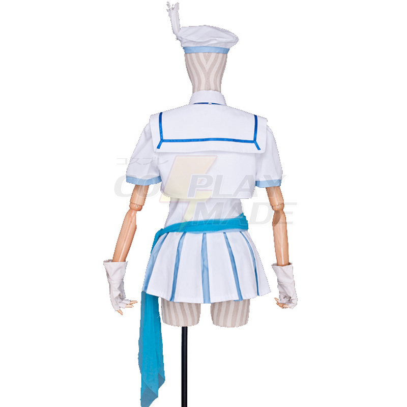 Anime Love Live! Sonoda Umi Cosplay Halloween Kostymer Norge