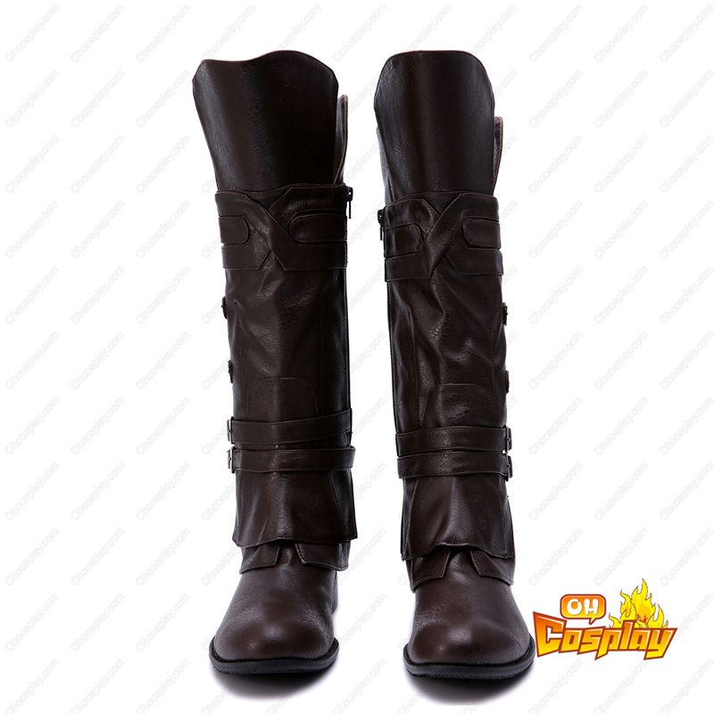 Assassin\'s Creed Assassin 3 Cosplay Boots NZ