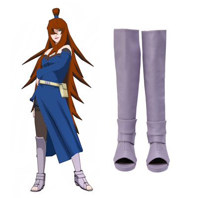 Naruto Fifth Mizukage Terumi Mei 1ST Cosplay Shoes UK