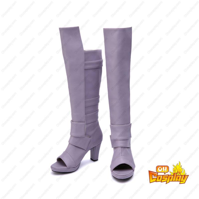 Naruto Fifth Mizukage Terumi Mei 1ST Chaussures Carnaval Cosplay