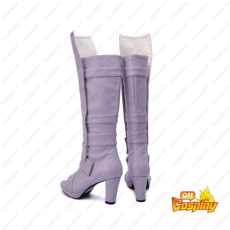 Naruto Fifth Mizukage Terumi Mei 1ST Faschings Stiefel Cosplay Schuhe