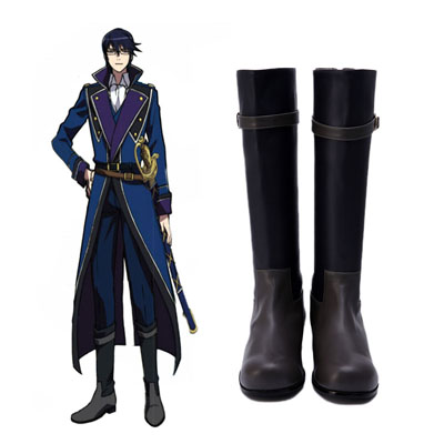 K Munakata Reisi 1ST Cosplay Shoes UK