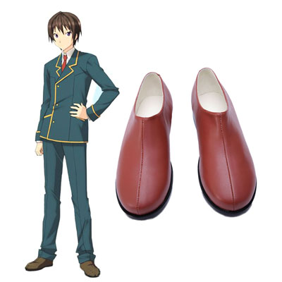 Love, Election and Chocolate Ohjima Yuuki Chaussures Carnaval Cosplay