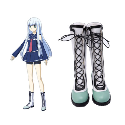 Zapatos Arpeggio of Blue Steel Iona 1ST Cosplay Botas