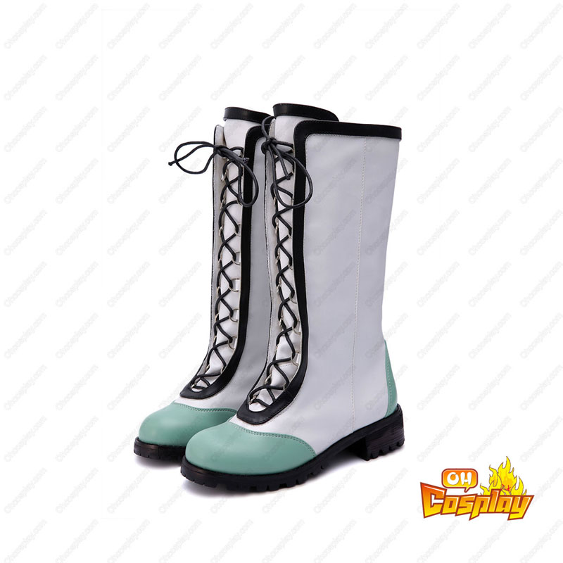 Arpeggio of Blue Steel Iona 1ST Chaussures Carnaval Cosplay