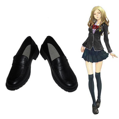 Guilty Crown Kuhouin Arisa Faschings Stiefel Cosplay Schuhe