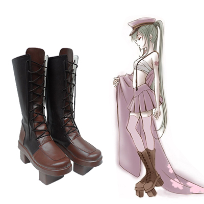 Vocailoid Hatsune Miku Cosplay Shoes NZ