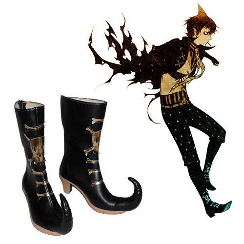 Blue Exorcist Amaimon Faschings Stiefel Cosplay Schuhe