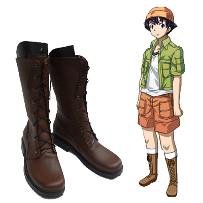 Future Diary Amano Yukiteru Cosplay Shoes UK