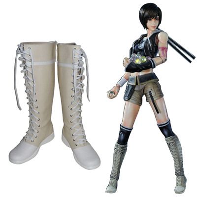 Final Fantasy VII Yuffie Kisaragi Cosplay Shoes
