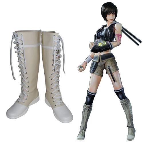 Final Fantasy VII Yuffie Kisaragi Faschings Cosplay Schuhe Österreich