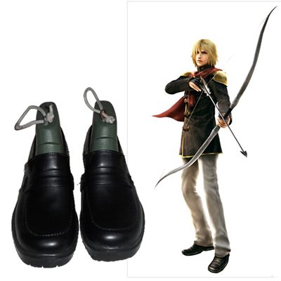 Final Fantasy Type-0 Trey Faschings Stiefel Cosplay Schuhe