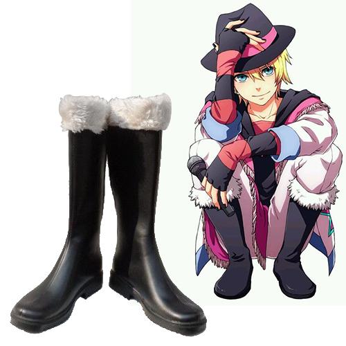 Uta no Prince-sama Kurusu Syo Faschings Stiefel Cosplay Schuhe