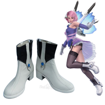 Tekken 6 Alisa Bosconovitch Faschings Stiefel Cosplay Schuhe