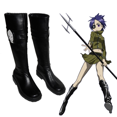 Katekyo Hitman Reborn! Kuromu Dokuro Cosplay Shoes UK