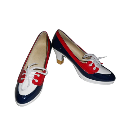 AKB48 Everyday Katyusha Carnaval Cosplay Girl's Shoes