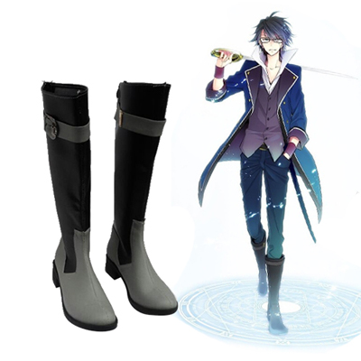 K Fushimi Saruhiko Female Cosplay Shoes UK