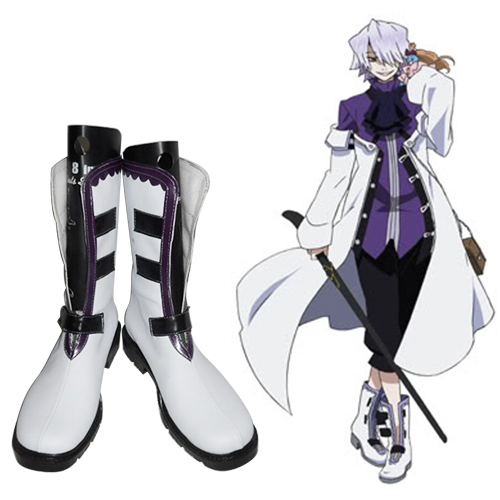 Pandora Hearts Xerxes Break Cosplay Shoes