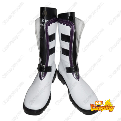 Pandora Hearts Xerxes Break Sapatos Carnaval