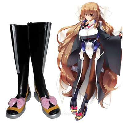 Horizon in the Middle of Nowhere Tomo Asama Faschings Stiefel Cosplay Schuhe