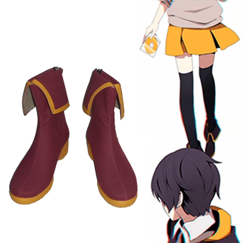 Kagerou Project Your Eyes Cosplay Shoes