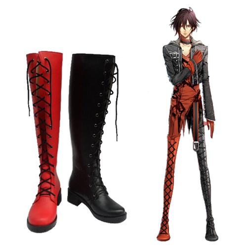 Amnesia Shin Cosplay Shoes