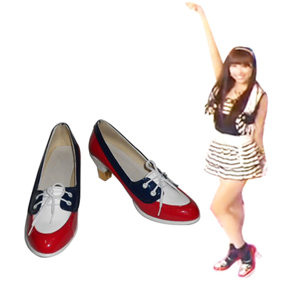 AKB48 Everyday Katyusha Chaussures Carnaval Cosplay