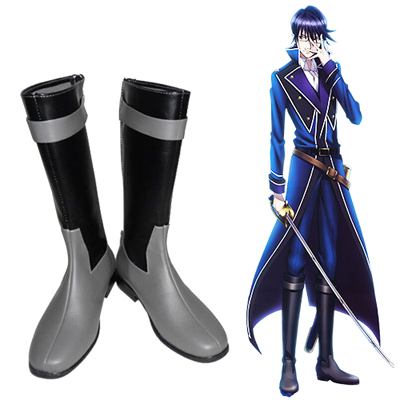 K Munakata Reisi Men's Cosplay Shoes NZ