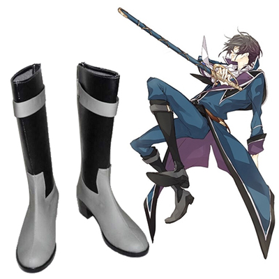 K Munakata Reisi Female Faschings Stiefel Cosplay Schuhe