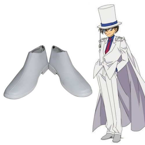 Magic Kaito Kid the Phantom Thief Faschings Stiefel Cosplay Schuhe