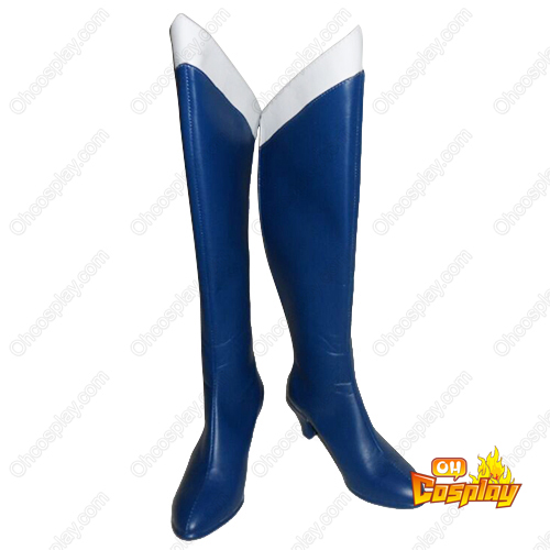 Sailor Moon Mercury Sapatos Carnaval