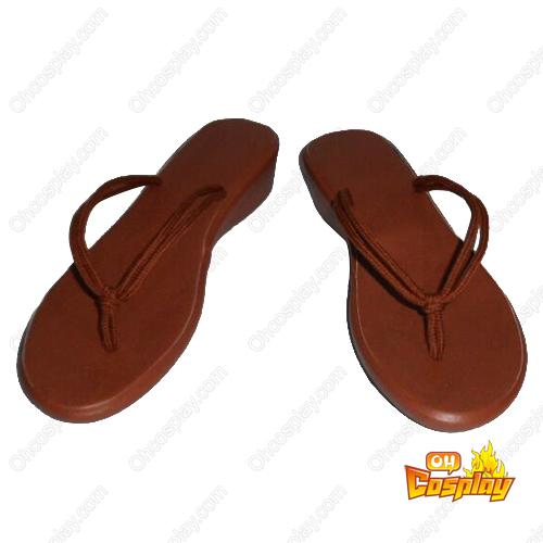 Toki no Kizuna Kazuya Faschings Stiefel Cosplay Schuhe