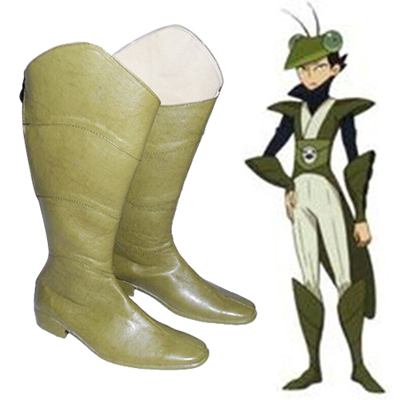 Katanagatari Kamakiri Maniwa Cosplay Shoes