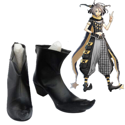 Amnesia Orion Chaussures Carnaval Cosplay