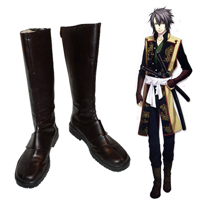 Hakuouki Okita Souji Cosplay Shoes