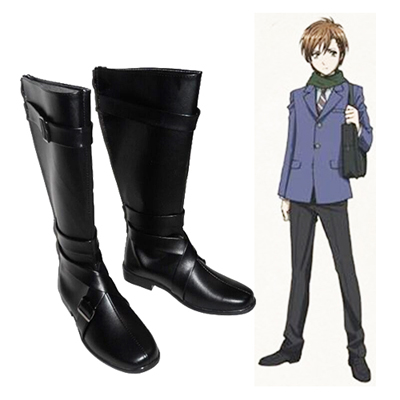 Blast of Tempest Takigawa Yoshino Cosplay Shoes UK
