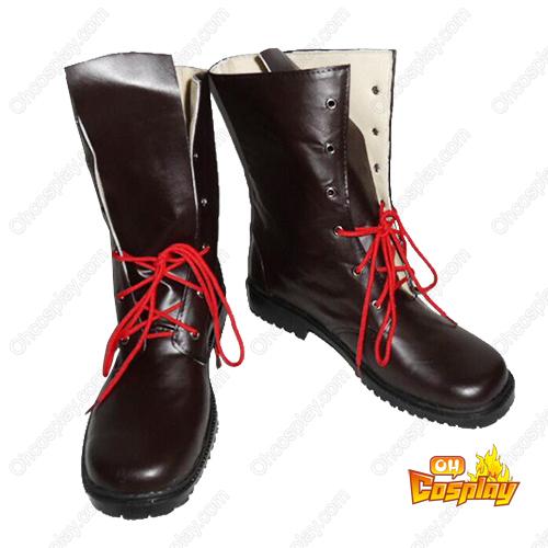 Touhou Project Yakumo Yukari Faschings Stiefel Cosplay Schuhe