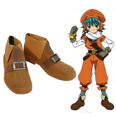 Zapatos .hack//Link Kite Cosplay Botas