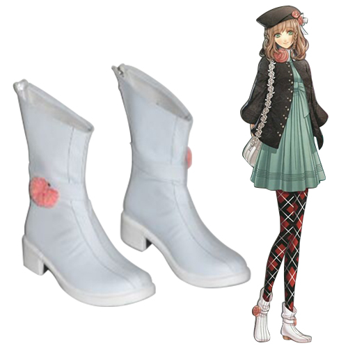 Amnesia Heroine Chaussures Carnaval Cosplay