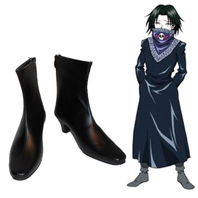 Hunter × Hunter Feitan Faschings Stiefel Cosplay Schuhe