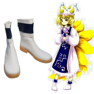 TouHou Project Yakumo Ran Cosplay Shoes