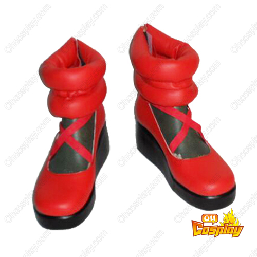 Ixion Saga DT Marianderu Faschings Stiefel Cosplay Schuhe