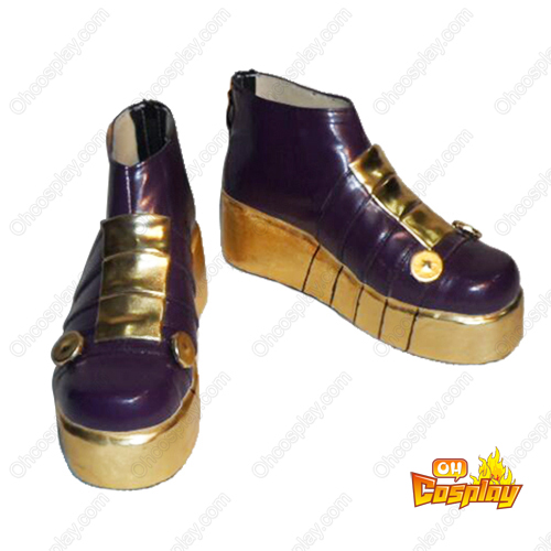 The King of Fighters Kula Diamond Chaussures Carnaval Cosplay
