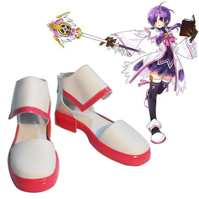 Elsword Elemental Master Aisha Cosplay Shoes UK