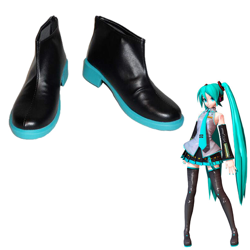 Vocaloid Hatsune Miku Cosplay Shoes NZ