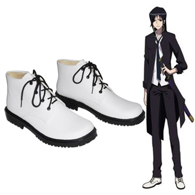 K Yatogami Kurou Cosplay Shoes UK