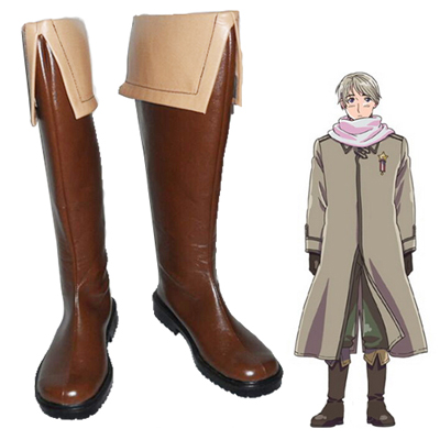 Axis Powers Hetalia Ivan·Braginsky Faschings Stiefel Cosplay Schuhe