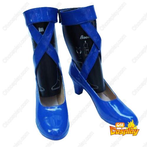 TouHou Project Izayoi Sakuya Faschings Stiefel Cosplay Schuhe