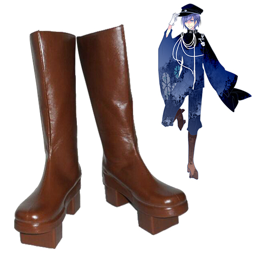 Vocaloid KAITO Thousand CherryFaschings Stiefel Cosplay Schuhe